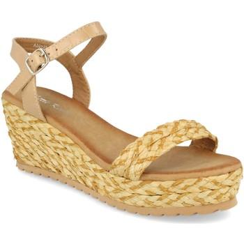 Schoenen Dames Sandalen / Open schoenen Festissimo A30-39 Beige
