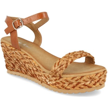 Schoenen Dames Sandalen / Open schoenen Festissimo A30-39 Camel