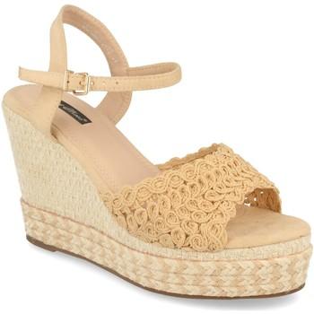 Schoenen Dames Sandalen / Open schoenen Milaya JC-5R10 Beige