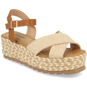 Schoenen Dames Sandalen / Open schoenen Festissimo W18-08 Beige