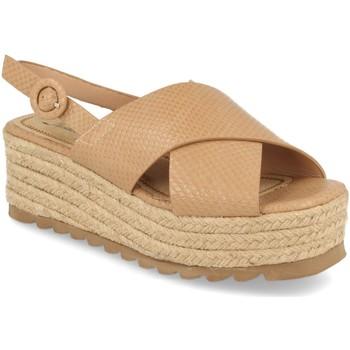 Schoenen Dames Sandalen / Open schoenen Festissimo W18-09 Beige