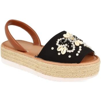 Schoenen Dames Sandalen / Open schoenen H&d WH-67 Negro