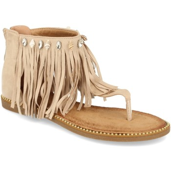 Schoenen Dames Sandalen / Open schoenen H&d WH-69 Beige