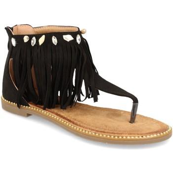 Schoenen Dames Sandalen / Open schoenen H&d WH-69 Negro