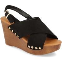Schoenen Dames Sandalen / Open schoenen Prisska Y5627 Negro