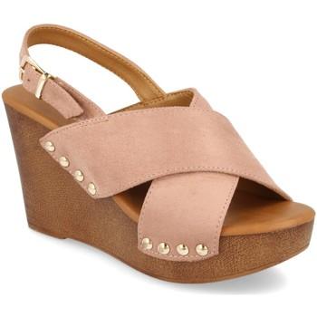 Schoenen Dames Sandalen / Open schoenen Prisska Y5627 Rosa