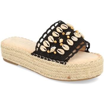 Schoenen Dames Sandalen / Open schoenen H&d YZ19-171 Negro