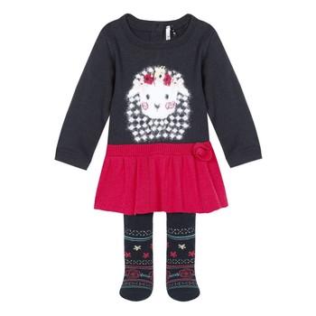 Textiel Meisjes Setjes 3 Pommes 3R36050-85 Multicolour