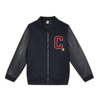 Textiel Jongens Wind jackets 3 Pommes 3R41055-04-C Marine