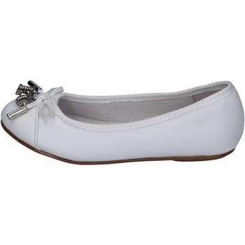 Schoenen Meisjes Ballerina's Enrico Coveri Ballerines BN702 Blanc