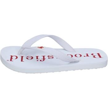 Schoenen Jongens Sandalen / Open schoenen Brooksfield sandali gomma Bianco