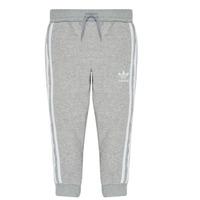 Textiel Kinderen Trainingsbroeken adidas Originals TREFOIL PANTS Grijs