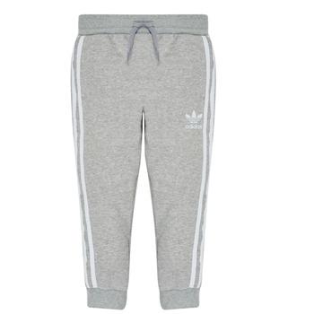 Textiel Jongens Trainingsbroeken adidas Originals TREFOIL PANTS Grijs