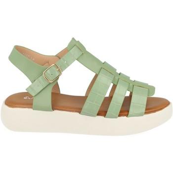 Schoenen Dames Sandalen / Open schoenen Encor C157 Verde