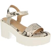 Schoenen Dames Sandalen / Open schoenen Kylie K2012701 Blanco