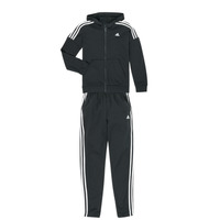 Textiel Jongens Trainingspakken adidas Performance JB COTTON TS Zwart