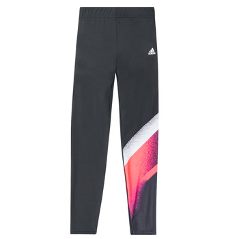 Textiel Meisjes Leggings adidas Performance YG UC TIGHT Zwart