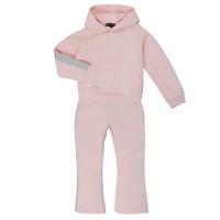 Textiel Meisjes Trainingspakken Emporio Armani 6H3V01-1JDSZ-0356 Roze