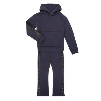 Textiel Meisjes Trainingspakken Emporio Armani 6H3V01-1JDSZ-0920 Marine