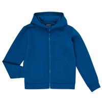 Textiel Jongens Sweaters / Sweatshirts Emporio Armani 6H4BJM-1JDSZ-0975 Blauw
