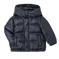 Textiel Jongens Dons gevoerde jassen Emporio Armani 6HHBL1-1NLSZ-0920 Marine