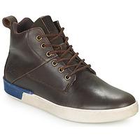 Schoenen Heren Hoge sneakers TBS SANDJAY Brown