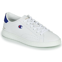 Schoenen Heren Lage sneakers Champion COURT CLUB PATCH Wit / Rood / Blauw
