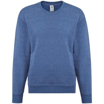 Textiel Kinderen Sweaters / Sweatshirts Fruit Of The Loom 62041 Heather Royaal