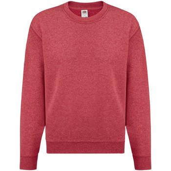 Textiel Kinderen Sweaters / Sweatshirts Fruit Of The Loom 62041 Heather Rood