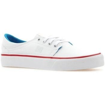 Schoenen Dames Lage sneakers DC Shoes Trease TX Blanc