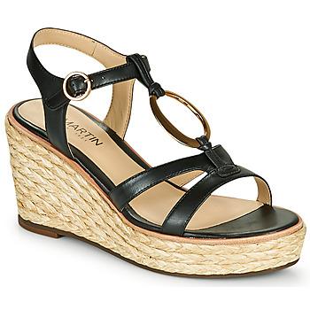 Schoenen Dames Sandalen / Open schoenen JB Martin EMANI Brown