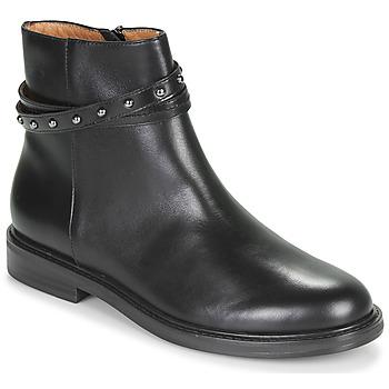 Schoenen Dames Laarzen Karston OVMI Zwart
