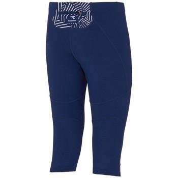 Textiel Heren Leggings Diadora  Blauw
