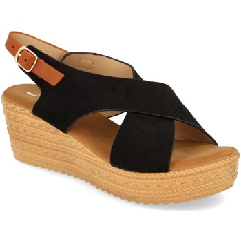 Schoenen Dames Sandalen / Open schoenen Festissimo F20-22 Negro