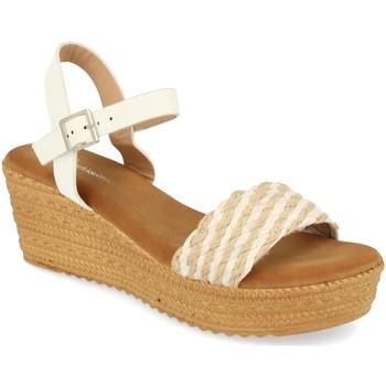 Schoenen Dames Sandalen / Open schoenen Festissimo F20-25 Blanco