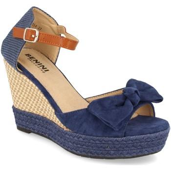 Schoenen Dames Sandalen / Open schoenen Benini A9054 Azul