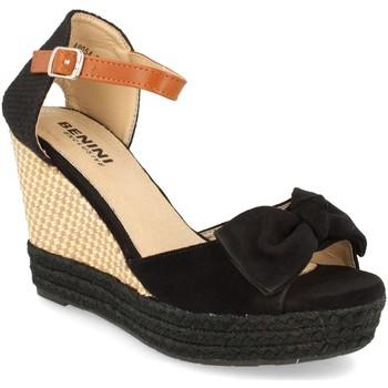 Schoenen Dames Sandalen / Open schoenen Benini A9054 Negro