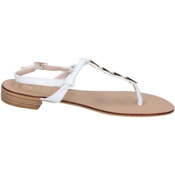 Schoenen Dames Sandalen / Open schoenen Solo Soprani Sandales BN777 Blanc