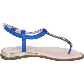 Schoenen Dames Sandalen / Open schoenen Solo Soprani Sandales BN778 Bleu