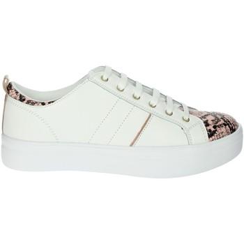 Schoenen Dames Lage sneakers Lumberjack SW86612-001 White/Pink