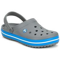 Schoenen Klompen Crocs CROCBAND Grijs / Ocean