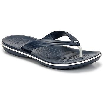 Schoenen Slippers Crocs CROCBAND FLIP Marine