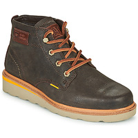 Schoenen Heren Laarzen Caterpillar JACKSON MID Brown