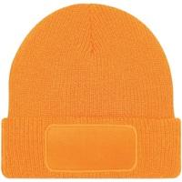 Accessoires Muts Beechfield Beanie Fluorescerende sinaasappel