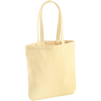 Tassen Dames Tote tassen / Boodschappentassen Westford Mill W821 Pastel Citroen