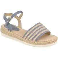 Schoenen Dames Sandalen / Open schoenen Suncolor 9085 Jeans