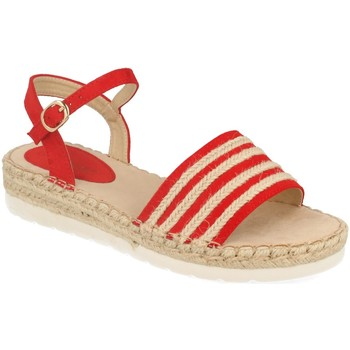 Schoenen Dames Sandalen / Open schoenen Suncolor 9085 Rojo