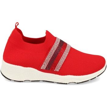 Schoenen Dames Instappers Buonarotti 1QQ-0293 Rojo