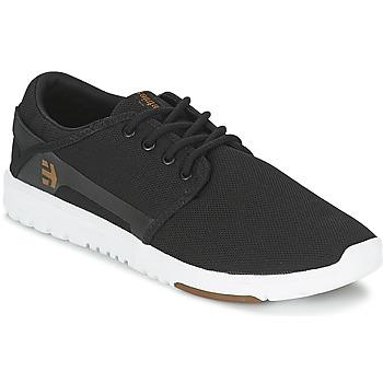 Schoenen Heren Lage sneakers Etnies SCOUT Zwart / Wit