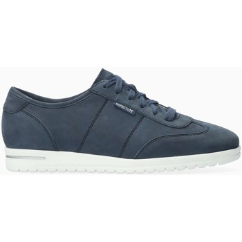 Schoenen Dames Lage sneakers Mephisto JORIE Blauw